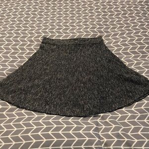 Adorable circle skirt